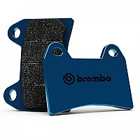 [해외]BREMBO 07YA0310 Organic Front/Rear Brake Pads 9138111180