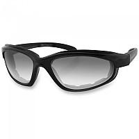 [해외]BOBSTER Fat Boy Photochromic Sunglasses 9137354025 Gloss Black