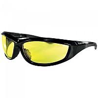 [해외]BOBSTER Charger Sunglasses 9137354053 Gloss Black