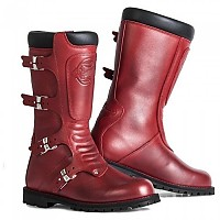 [해외]STYLMARTIN Continental Motorcycle Boots 9138226517 Red / Black