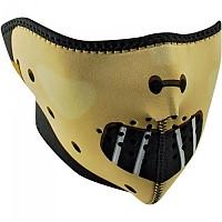 [해외]ZAN 헤드기어 Neoprene Half Face Mask 9137336840 Hannibal