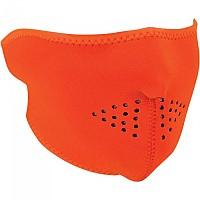 [해외]ZAN 헤드기어 Neoprene Half Face Mask 9137336859 Hi Vis Orange
