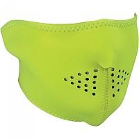 [해외]ZAN 헤드기어 Neoprene Half Face Mask 9137336860 Hi Vis Lime