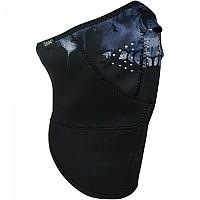 [해외]ZAN 헤드기어 3 Panel Neo X Face Mask 9137336914 Midnight Skull