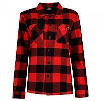 [해외]DICKIES New Sacramento Long Sleeve Shirt 9138164655 Red