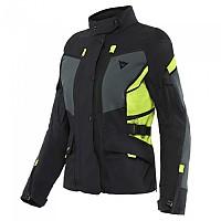[해외]다이네즈 Carve Master 3 Goretex Jacket 9138246671 Black / Ebony / Fluo Yellow