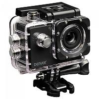 [해외]DENVER ACT-320 HD Action Camera 4138243933 Black / Clear