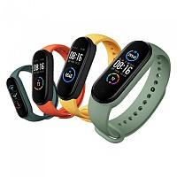 [해외]샤오미 Mi Band 5 Watch Strap 3 Units 4138249166 Blue / Yellow / Green
