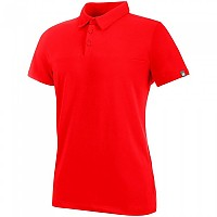 [해외]마무트 Trovat Tour Short Sleeve Polo Shirt 4137424519 Spicy