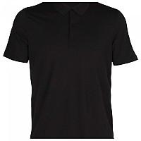 [해외]아이스브레이커 Tech Lite II Short Sleeve Polo 4138215201 Black