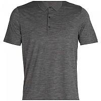 [해외]아이스브레이커 Tech Lite II Short Sleeve Polo 4138215202 Gritstone Heather