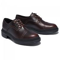 [해외]팀버랜드 Lisbon Lane Brogue Oxford Shoes Chestnut