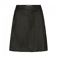 [해외]NOISY MAY Peri Coated High Waist Skirt Black