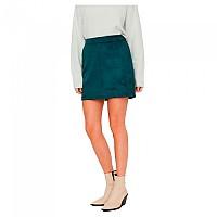 [해외]베로모다 Donnadina Faux Suede Short Skirt Sea Moss