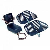 [해외]BONIN 118/A Carrier Child Bike Seat 1138265525 Black