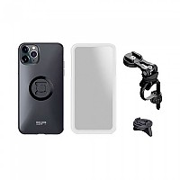 [해외]SP CONNECT Bike Bundle II Kit For iPhone 12 Mini 1138266003 Black