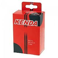 [해외]KENDA Presta Inner Tube 1138263214 Red / Black