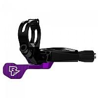 [해외]RACE FACE Turbine R 1X Dropper Seatpost Remote 1138134297 Purple