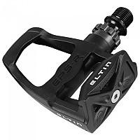 [해외]ELTIN Pro With 룩 Keo 2 Cleats Pedals 1138005038 Black
