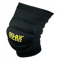 [해외]QU-AX Knee or Elbow Guard 1137576377 Black