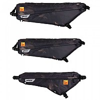 [해외]WOHO X-Touring Ultraracer Frame Bag 2.75L 1138018056 Camo