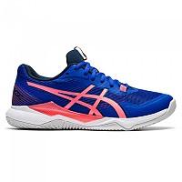 [해외]아식스 Gel Tactic Shoes 3138131818 Lapis Lazuli Blue / Blazing Coral