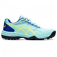 [해외]아식스 Gel Lethal Field Shoes 3138131897 Clear Blue / Glow Yellow