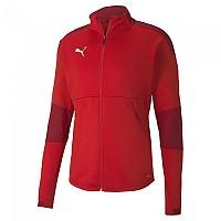 [해외]푸마 Teamfinal 21 Training Jacket 3138079336 Puma Red / Chili