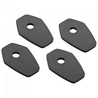 [해외]리조마 FR214 Rear Indicator Adapters 4 Units 9138260938 Black