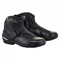[해외]알파인스타 SMX-1 R V2 Motorcycle Shoes 9137823294 Black