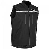 [해외]FLY RACING Patrol Softshell 2021 Vest 9138198112 Black