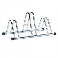 [해외]BONIN ECO Line Bike Stand For 3 Bikes 1138276574 Silver