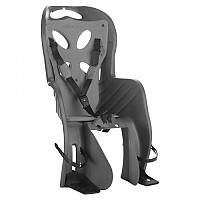 [해외]NFUN Curioso Deluxe Carrier Child Bike Seat 1138276659 Anthracite / Grey