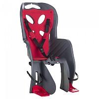[해외]NFUN Curioso Deluxe Carrier Child Bike Seat 1138276660 Athracite / Red