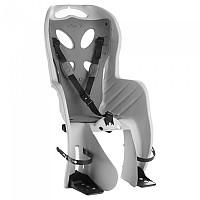 [해외]NFUN Curioso Deluxe Carrier Child Bike Seat 1138276662 Grey / Grey