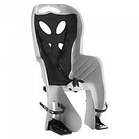[해외]NFUN Curioso Deluxe Frame Child Bike Seat 1138276666 Grey / Black