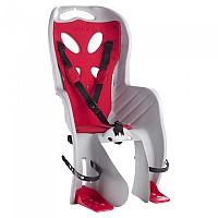 [해외]NFUN Curioso Deluxe Frame Child Bike Seat 1138276668 Grey / Red