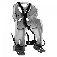[해외]NFUN Simpatico Frame Child Bike Seat 1138276681 Grey / Grey