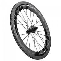 [해외]ZIPP 858 NSW CL Disc Tubeless Road Rear Wheel 1138266031 Negro