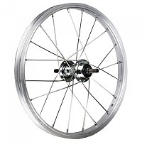 [해외]BONIN 16´´ 1s Rear Wheel 1138276513 Silver