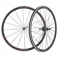 [해외]MICHE Altur Road Wheel Set 1138276642 Black