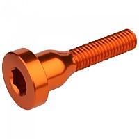 [해외]BURGTEC Top Cap Bolt 1137593785 Iron Bro Orange
