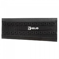 [해외]VELO Chain Stay Protector 1137647804 Black / White