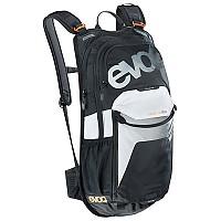 [해외]EVOC Stage Team Backpack 12L 1138157000 Black / White