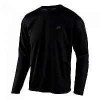 [해외]트로이리디자인 Flowline Long Sleeve T-Shirt 1138266025 Black