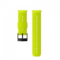 [해외]순토 Athletic 3 Silicone Strap 3136954651 Lime / Black