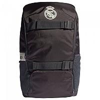 [해외]아디다스 Real Madrid 21/22 ID Backpack 3138102687 Carbon / Chalk White