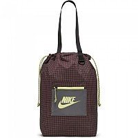 [해외]나이키 Heritage Tote Bag 3138253083 Brown Basalt / Lt Chocolate / Lt Lemon Twist