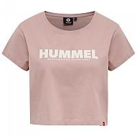 [해외]험멜 Legacy Cropped Short Sleeve T-Shirt 3138038100 Woodrose
