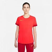 [해외]나이키 Dri Fit Academy Short Sleeve T-Shirt 3138251623 Bright Crimson / Gym Red / Volt